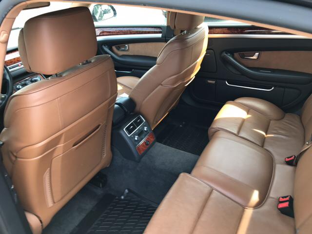 2008 Audi A8 L quattro AWD 4dr Sedan - Newport News VA