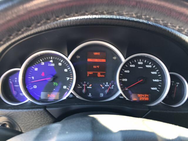 2009 Porsche Cayenne AWD GTS Tiptronic 4dr SUV - Newport News VA