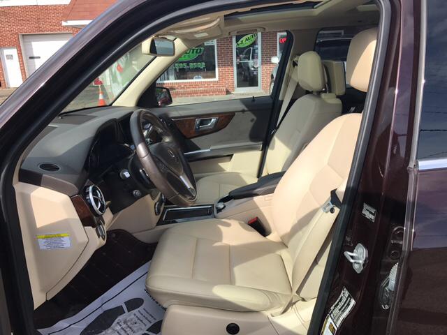 2013 Mercedes-Benz GLK GLK 350 4MATIC AWD 4dr SUV - Newport News VA