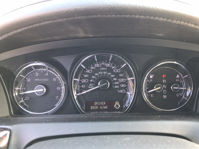 2012 Lincoln MKS Base 4dr Sedan - Newport News VA