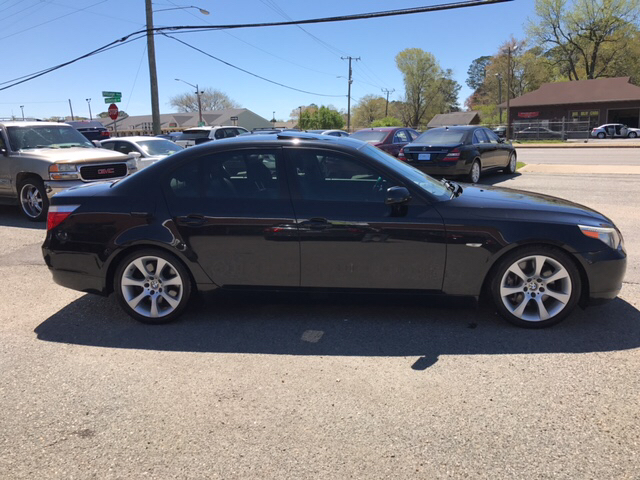 2007 BMW 5 Series 550i 4dr Sedan - Newport News VA