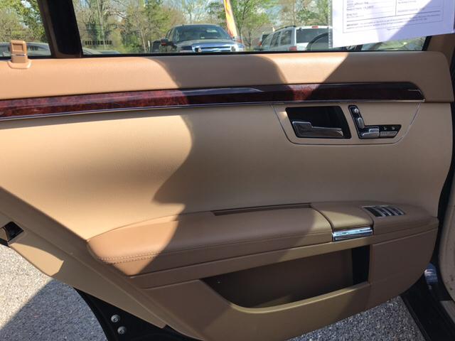 2008 Mercedes-Benz S-Class S 550 4MATIC AWD 4dr Sedan - Newport News VA
