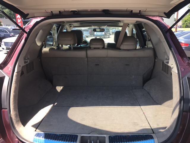 2009 Nissan Murano SL AWD 4dr SUV - Newport News VA
