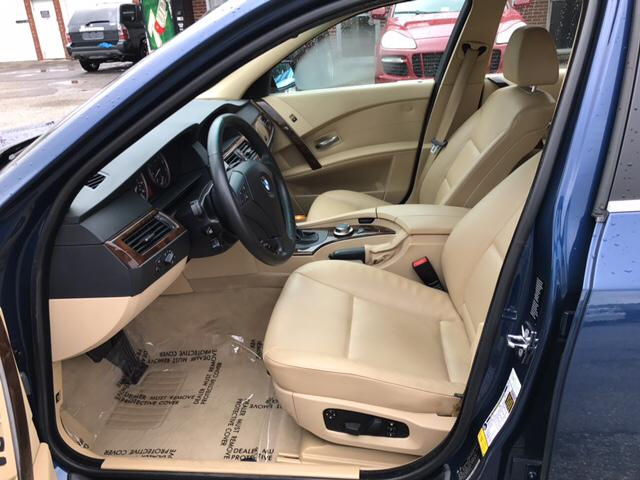 2007 BMW 5 Series 530i 4dr Sedan - Newport News VA