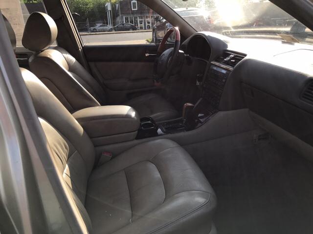 2000 Lexus LS 400 Base 4dr Sedan - Newport News VA