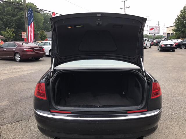 2007 Audi A8 L quattro AWD 4dr Sedan - Newport News VA