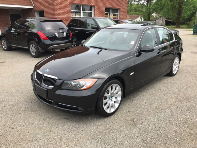 2008 BMW 3 Series 335xi AWD 4dr Sedan - Newport News VA