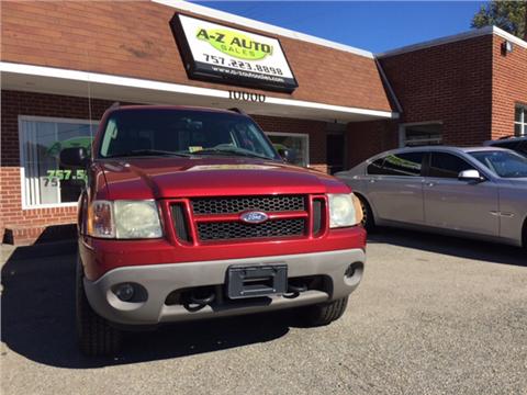 2003 Ford Explorer Sport Trac for sale in Newport News, VA