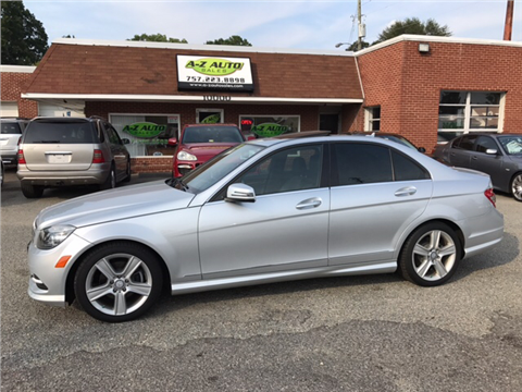 2011 Mercedes-Benz C-Class for sale in Newport News, VA