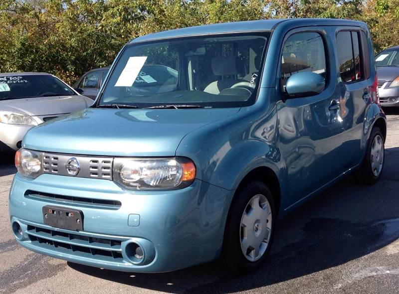2010 Nissan Cube 18 4dr Wagon In Morristown Tn Morristown Auto Sales