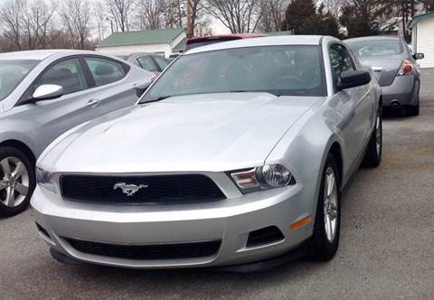 2011 Ford Mustang for sale in Morristown, TN