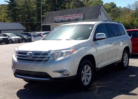 2013 Toyota Highlander for sale in Morristown, TN