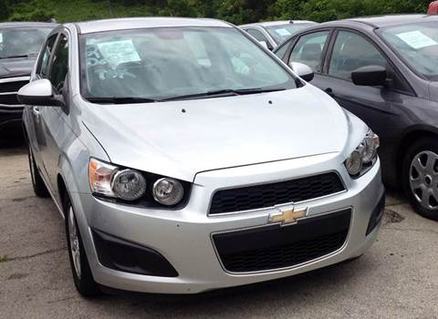 2013 Chevrolet Sonic for sale in Morristown, TN