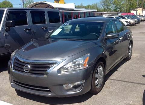 2015 Nissan Altima for sale in Morristown, TN