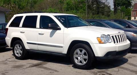 2010 Jeep Grand Cherokee for sale in Morristown, TN