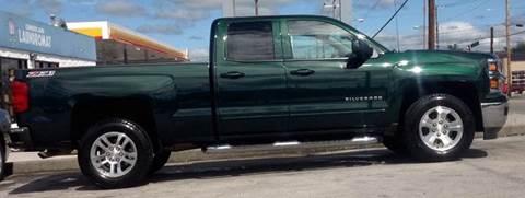 2015 Chevrolet Silverado 1500 for sale in Morristown, TN