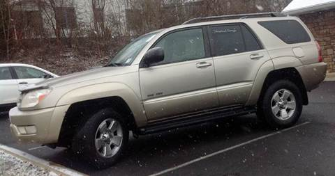 2003 Toyota 4Runner for sale in Morristown, TN