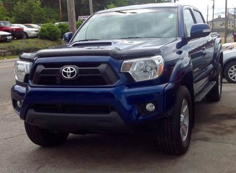 2015 Toyota Tacoma for sale in Morristown, TN