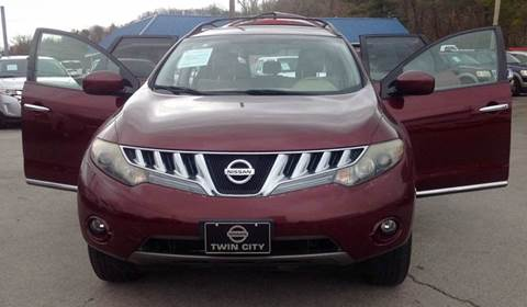 2009 Nissan Murano for sale in Morristown, TN
