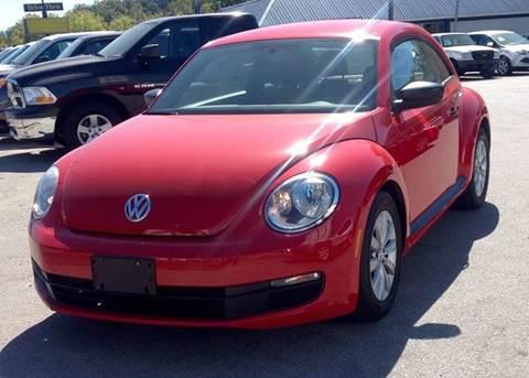 2014 Volkswagen Beetle for sale in Morristown, TN