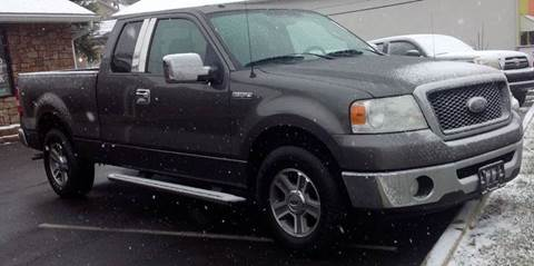 2007 Ford F-150 for sale in Morristown, TN