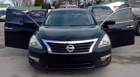 2014 Nissan Altima for sale in Morristown, TN