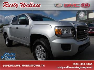 2016 GMC Canyon for sale in Morristown, TN