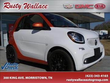 2016 Smart fortwo for sale in Morristown, TN