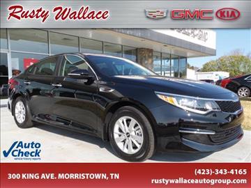 Rusty Wallace Ford Morristown Tn U003eu003e Rusty Wallace Cadillac GMC Kia   Used  Cars