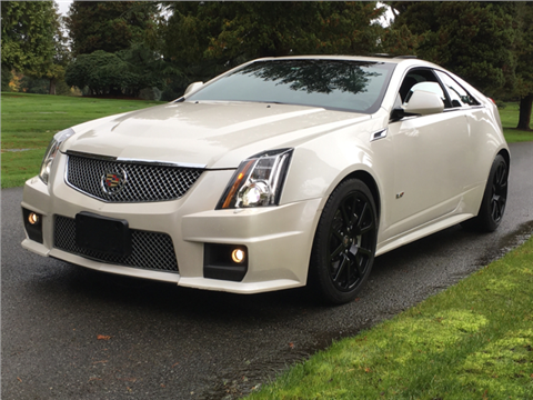 cadillac cts v for sale seattle wa. Black Bedroom Furniture Sets. Home Design Ideas