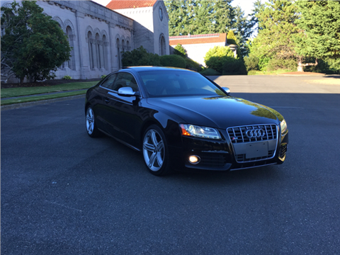 2012 Audi S5 for sale in Seattle, WA
