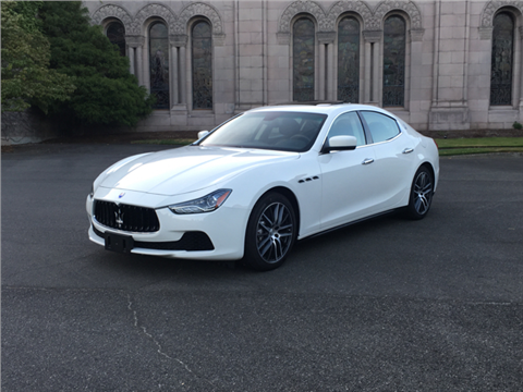 2016 Maserati Ghibli for sale in Seattle, WA