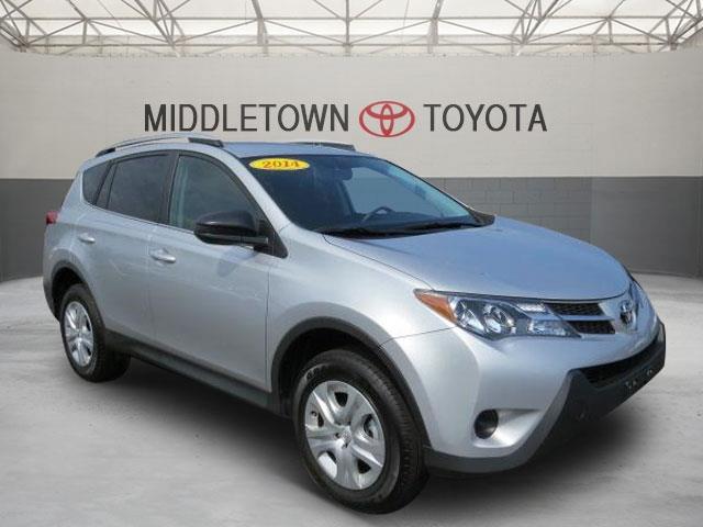2014 Toyota RAV4 for sale in MIDDLETOWN CT