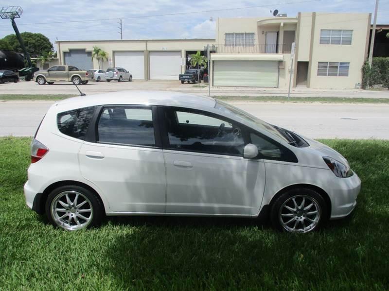 2012 Honda Fit