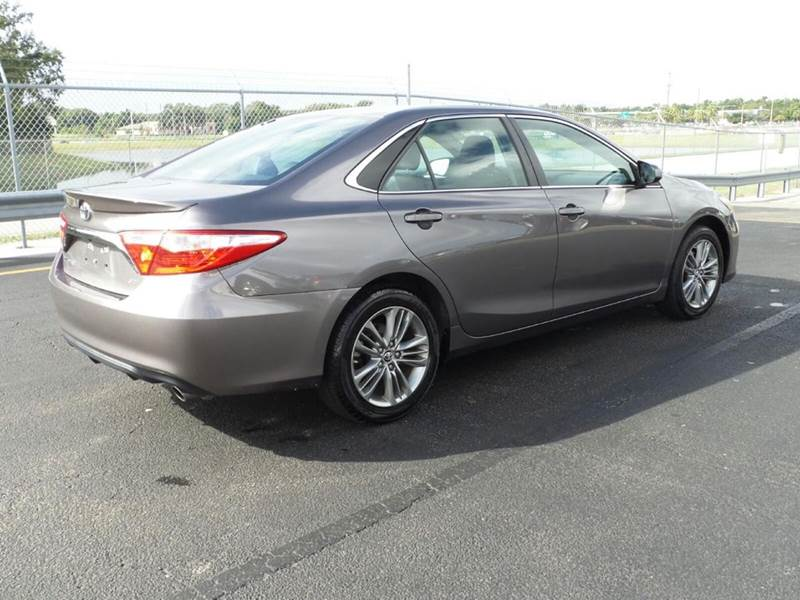2015 Toyota Camry Le Vin Numberml
