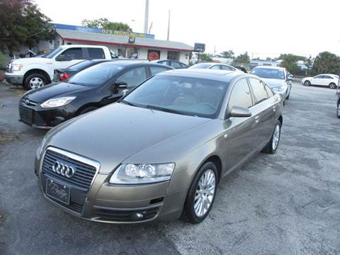 2006 Audi A6 for sale in Fort Lauderdale, FL