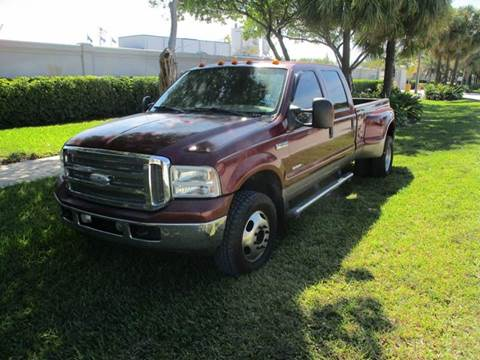 2005 Ford F-350 Super Duty for sale in Fort Lauderdale, FL