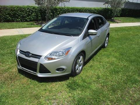 2013 Ford Focus for sale in Fort Lauderdale, FL