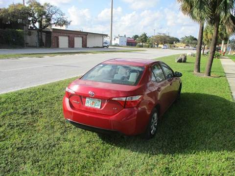 2014 Toyota Corolla for sale in Fort Lauderdale, FL