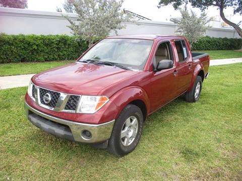2006 Nissan Frontier