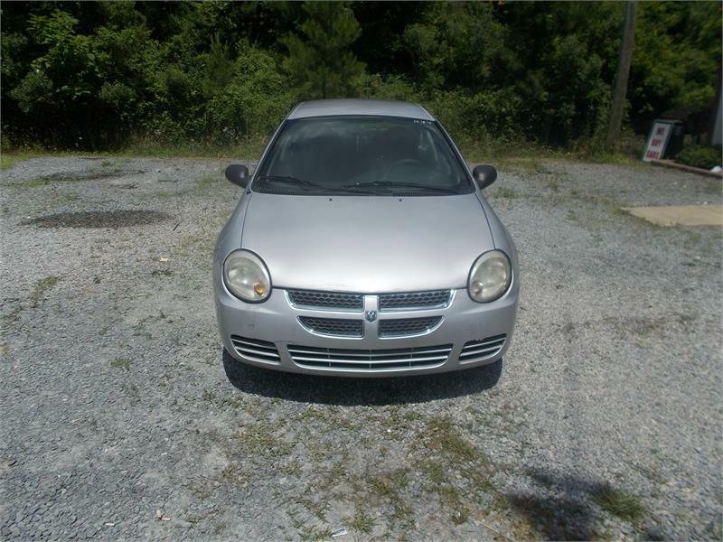 2005 Dodge NEON SXT  - selma NC
