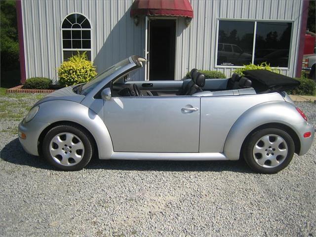 2003 VOLKSWAGEN New Beetle GLS 2dr Convertible - selma NC