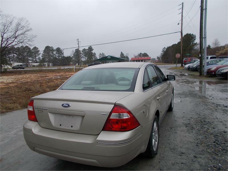 2005 ford five hundred sel 4dr sedan in selma nc liberty used motors. Black Bedroom Furniture Sets. Home Design Ideas