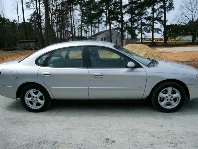 2003 Ford Taurus SES FFV 4dr Sedan - selma NC