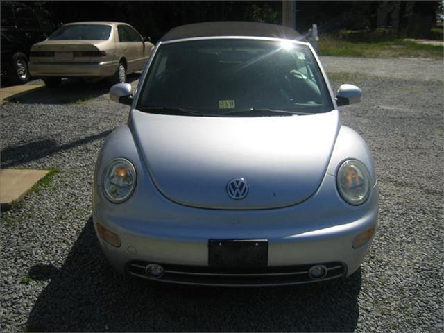 2003 VOLKSWAGEN Beetle GLS 2dr Convertible - selma NC