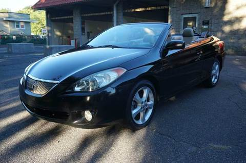 2005 Toyota Camry Solara for sale in Waterbury, CT
