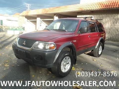 2003 Mitsubishi Montero Sport for sale in Waterbury, CT
