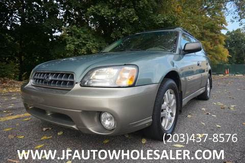 2003 Subaru Outback for sale in Waterbury, CT