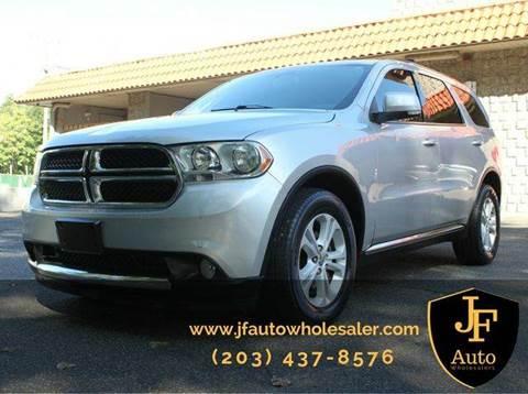 2011 Dodge Durango for sale in Waterbury, CT