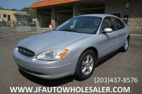 2001 Ford Taurus for sale in Waterbury, CT